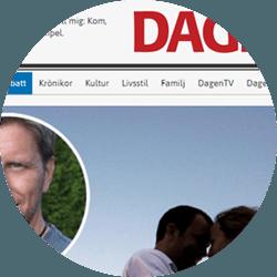 Tidningen dagen 2017